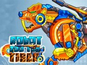 Friv 60 Games Zoo robot tiger